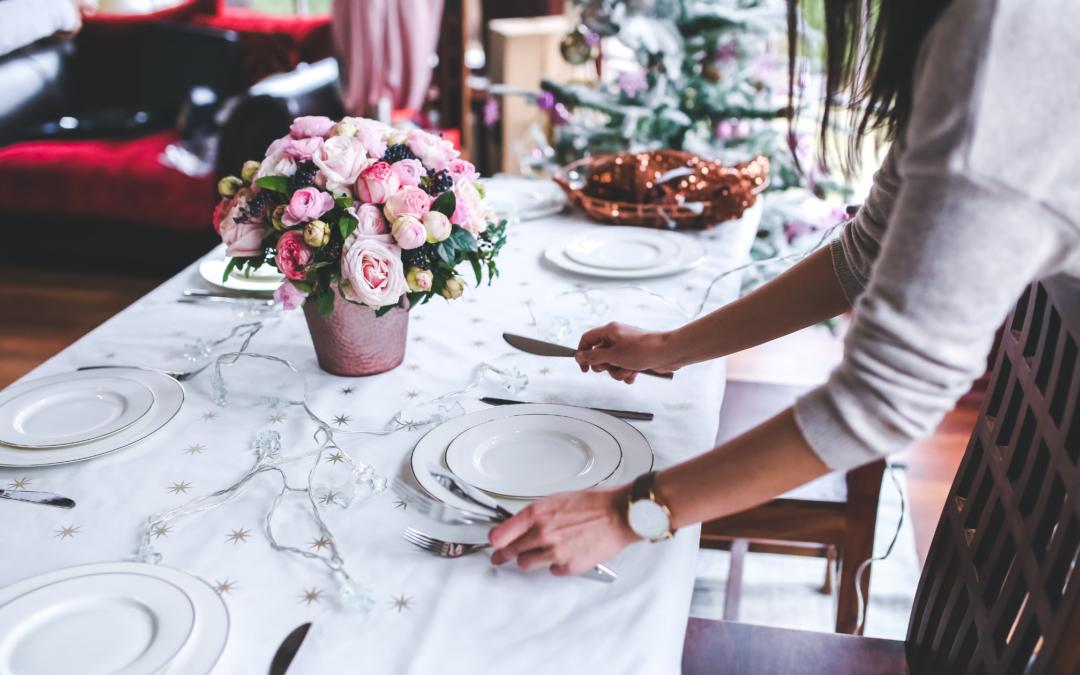Recomendaciones para sentarte a la mesa esta Navidad