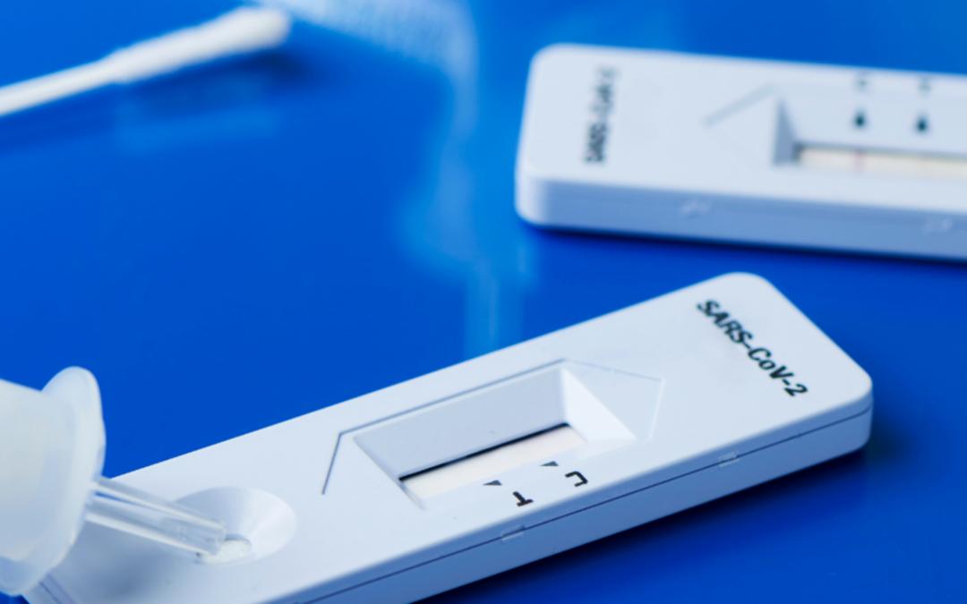 Test de Autodiagnóstico de Antígenos de SARS–CoV-2