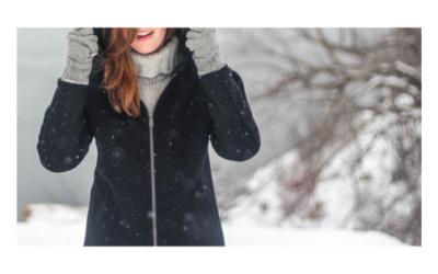 ¿Por qué se seca la piel con el frío?